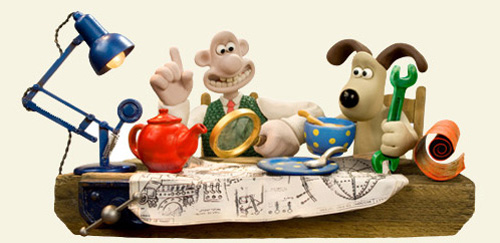 Wallace and Gromit's